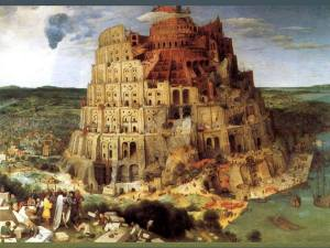 Pieter Brueghel el Viejo, La Torre de Babel, 1563